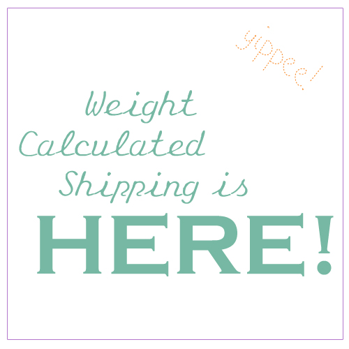 Weightshipping